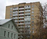 Остекление балкона в доме серии башня вулыха.
